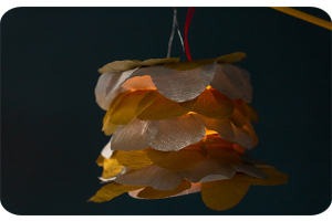 Lampion knutselen voor Sint-Maarten