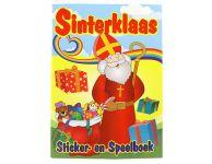Sinterklaas stickerboek