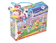 Voetbal 3D puzzel