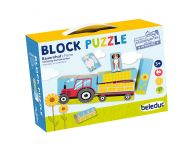 Blokpuzzel boerderij