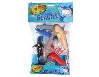 Speelgoed oceaandieren groot