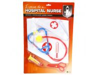 Speelgoed verpleegster speelset