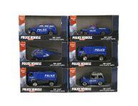 Politie voertuigen