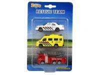 Hulpdiensten auto's