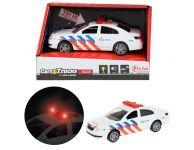 Politieauto met licht en geluid