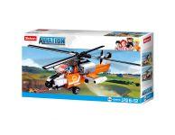 Brandweer helikopter