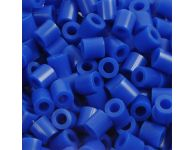Strijkkralen blauw, 6000 st