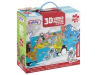3D Wereldpuzzel