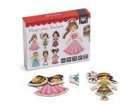 Magnetische figuren prinsessen