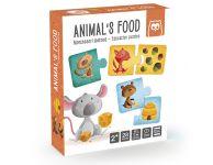 Puzzel wat eten dieren?