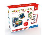 Magnetische blokpuzzel transport