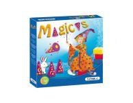Houten spel Magicus