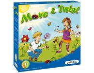Houten spel Move & Twist