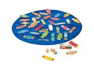 Houten spel Candy