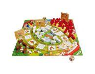 Houten spel Happy farm