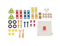 Houten bouwspeelgoed basis set