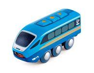 Houten trein bestuurbaar met app